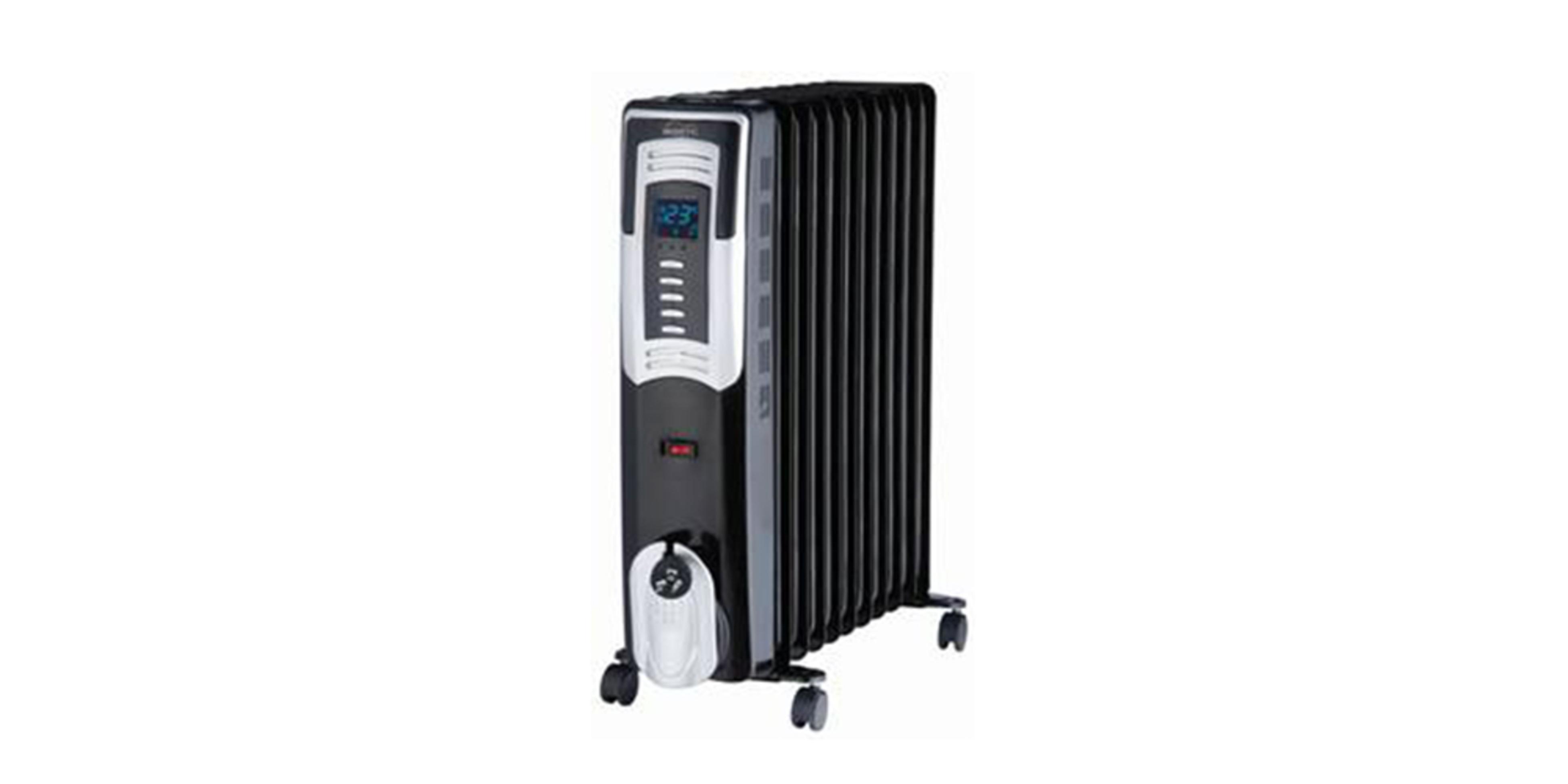 heater 11 fin